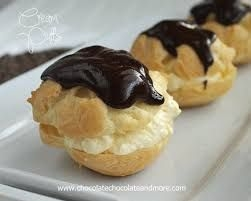 Pate A Choux class - Cream Puffs, Eclairs, Gougeres and Churros. Yum!
