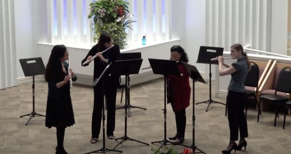 Foothill Symphonic Winds Chamber Concert