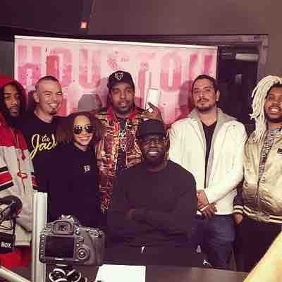 97.9 the Box Radio One with Mr. Madhatta, Paul Wall, Lil Flip, talking about the new album we are releasing, Clovergang.