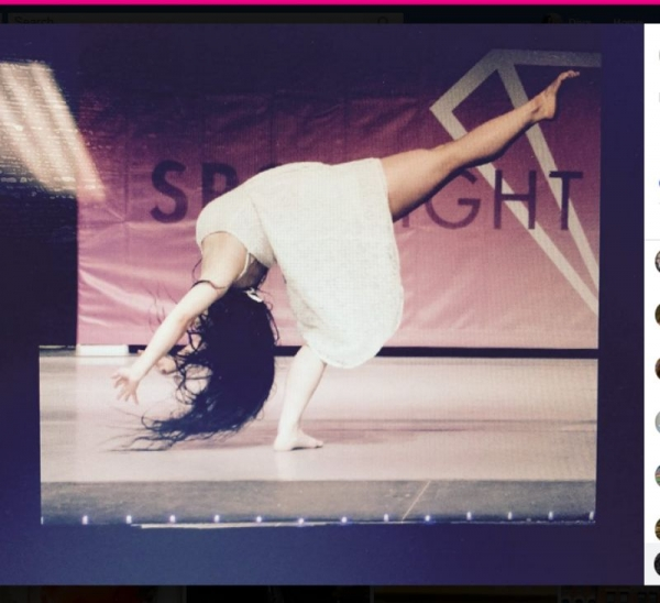 National Level Competition Modern/Contemporary Solo