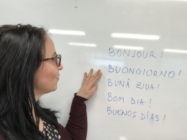 Teaching foreign languages is so much fun