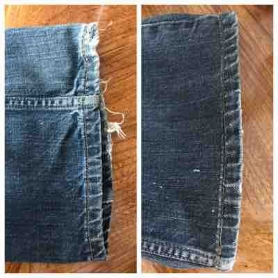 Learn how to h jeans with a Euro-hem technique!