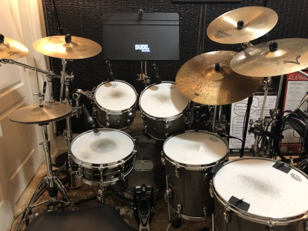 Student Drum Set at DrumLife Studios