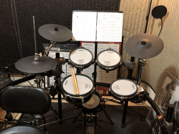 Roland TD-12 Electronic Set (VDrums)