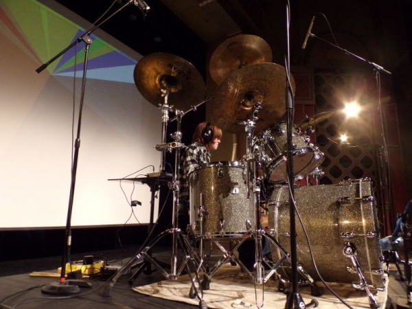 """Brennan Cotton @ the 2016 """"Bringing Back the 90's"""" Drum Recital"""