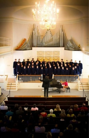 Mississippi College Singers.