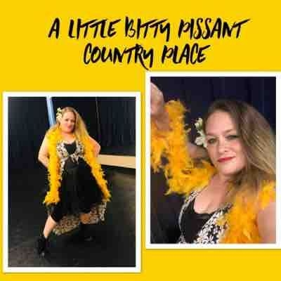 Lil bity pissant county place dance