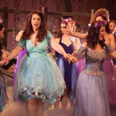 Rachel as Iolanthe in Iolanthe