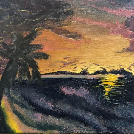 Storm O' Sunset -Sold-