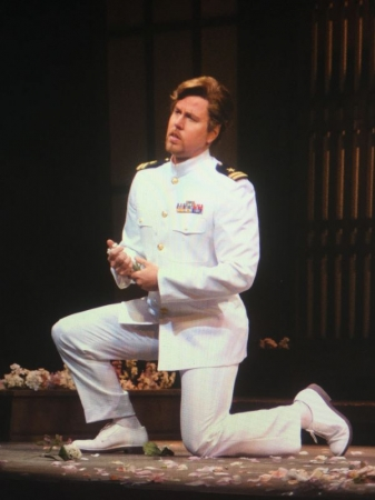 "Pinkerton in ""Madama Butterfly"" (Puccini)"