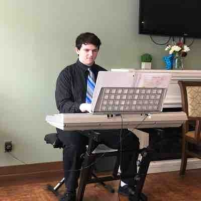 Spring Piano Recital '19