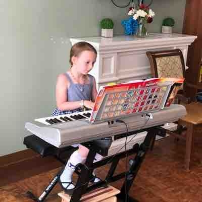 Spring Piano recital for nonprofit nursing home