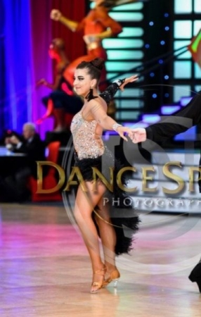 Millennium Ballroom Dance Competition 2018