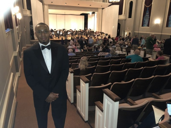 GSO Concert Band Intermission (Mar 2019)