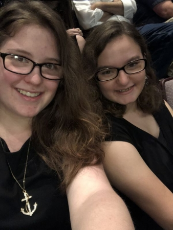 I got to go and enjoy my city's October 2018 symphony performance with one of my best friends!
