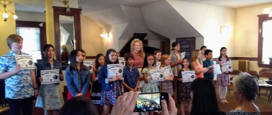 Summer Recital 2019 was wonderful. All of the students played beautifully and with good technique, improvisation and passion.