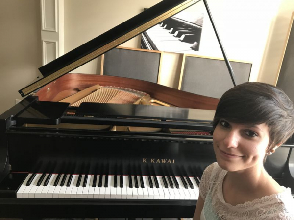 Me and my baby grand