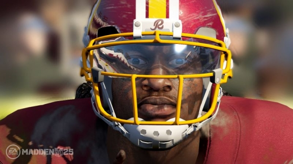 I worked on the code to make the eyes look realistic and work correctly for  a few Madden games from EA Sports.