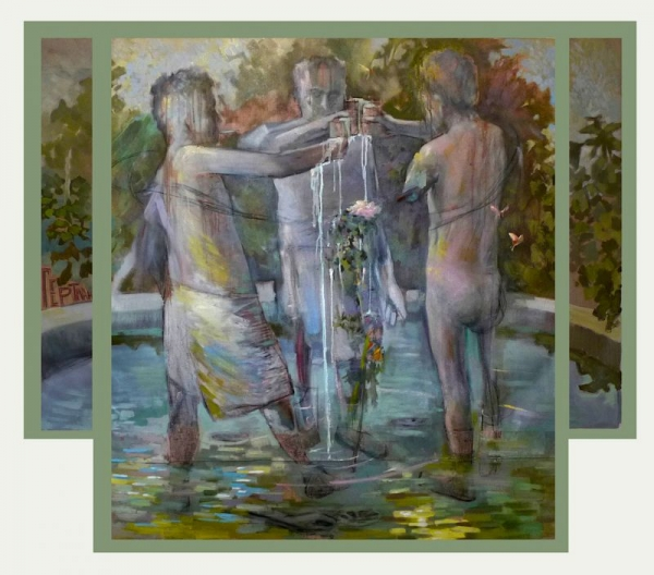 Fountain (Postapocalyptic)