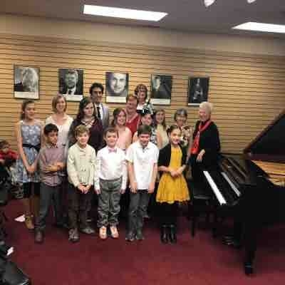 One recital at Jacob's  So very proud.