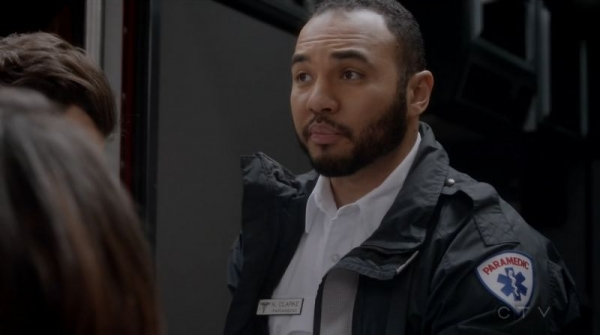 Recurring role in Grey's Anatomy (ABC).