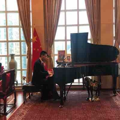 Piano Concert at Consulate General of China in New York