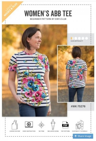 Here's the pattern my group chose. Remember you get to pick what we work on! So what would you love for your first project to be?