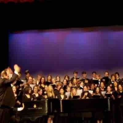 Radeck conducts the NYU Combined Choirs