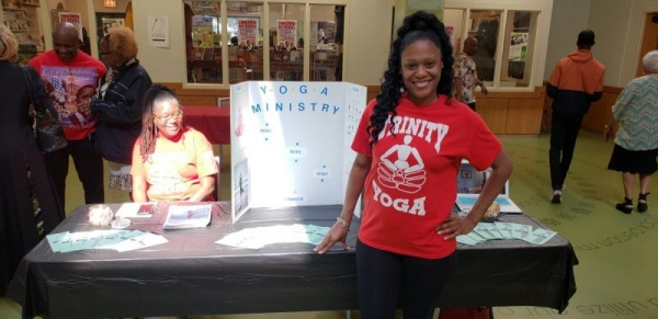 Trinity United Church of Christ - Health and Wellness Day