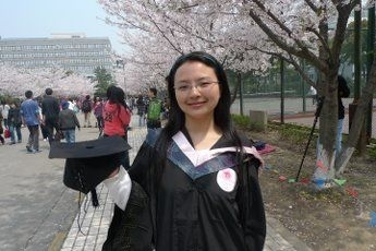 I got my BA from Tongji University in shanghai