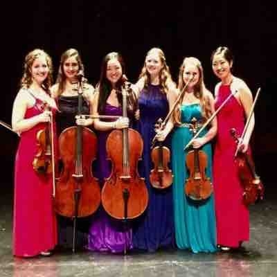 Performance at the chamber music festival at Juilliard