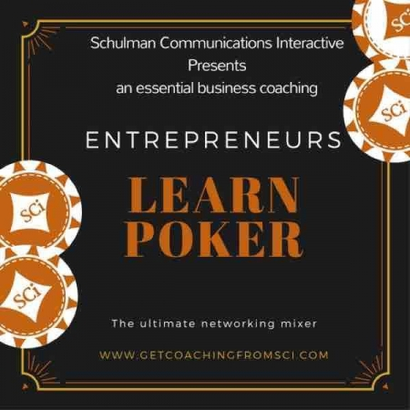 Learn Poker strategy to help you in business and life!