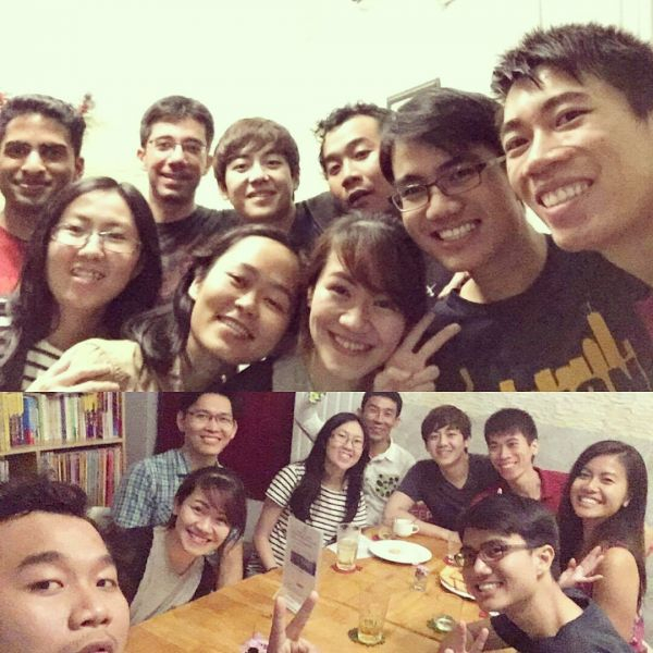 Vietnamese club for foreigners