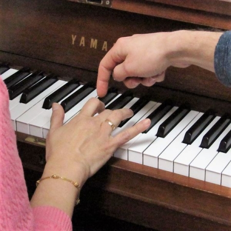 Piano Instruction at Encore Music Studios