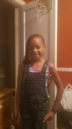 This little lady mastered early 3rd grade multiplication in the 2nd grade.