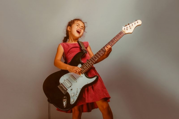 Guitar Lessons for Kids with Trevor Willmott at Guitar Lesson Pros Nashville - The Nations