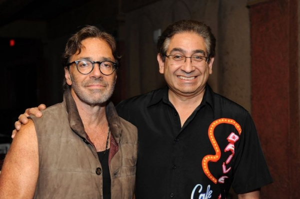 One of my guitar heros, Al DiMeola.