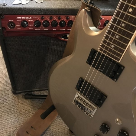 If you want to learn to play electric guitar, you're going to need an amp.