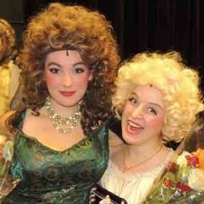 Into the Woods where I preformed the Witch! One of my favorite roles I've ever done!