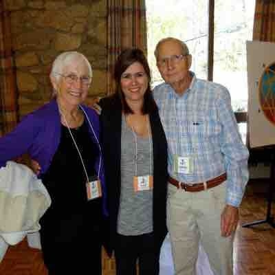 Enneagram amazing teacher! Dr. David Daniels and his beloved wife