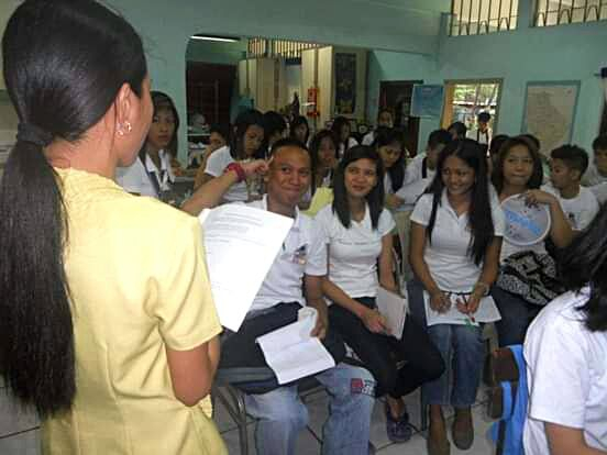 Class Review for ALS Accreditation & Equivalency Test - October 11, 2011