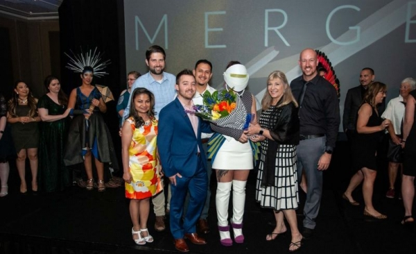 Merge IIDA Runway Event - Fashion Design - 2019 (3rd Place)