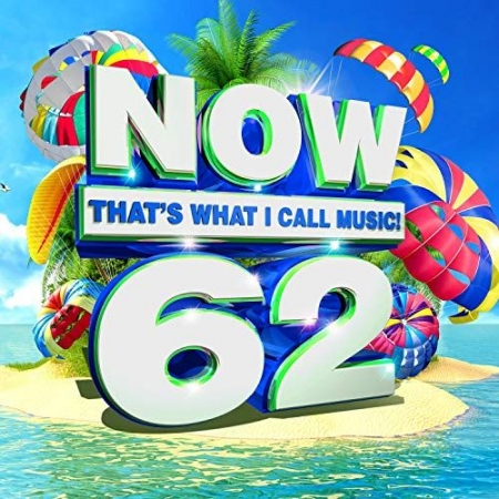 """Featured on """"NOW, THAT'S WHAT I CALL MUSIC! VOL. 62"""" with former band, Mount Holly."""