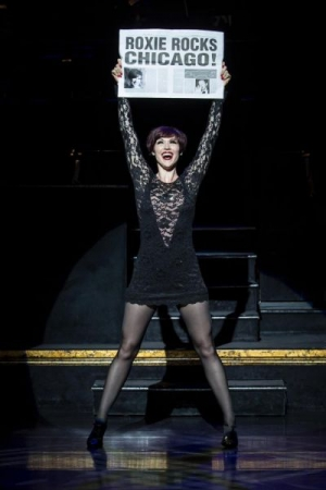 Roxie Hart on Broadway in Chicago the Musical