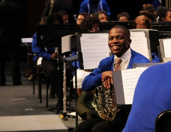 Principal Horn - Tennessee State University Wind Ensemble