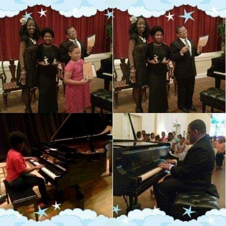 Our Spring Recital