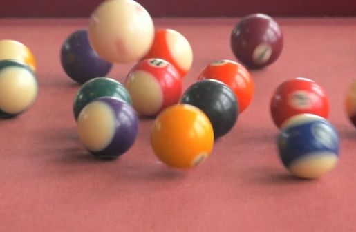 David will instruct you on the many variations of the break shot in your journey to pool excellence.