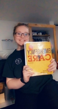 This is the book that I used for my EMT class so this will be the base of the information. This book is not required for this course