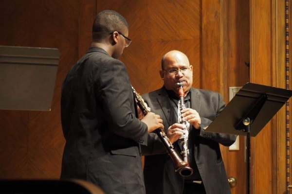 Master Class with Principal Clarinetist of the Philadelphia Orchestra, Ricardo Morales.