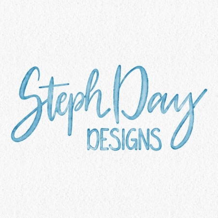 Digital watercolor lettering design for my business